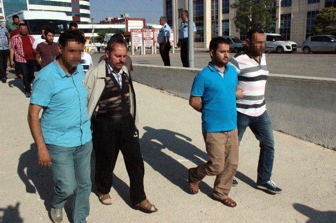 Konya'da FETÖ'nün imam ve abilerinden 29 kişi adliyeye sevk edildi