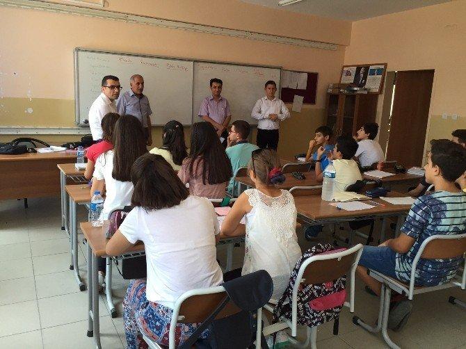 Milli Eğitim kurslarına yoğun ilgi