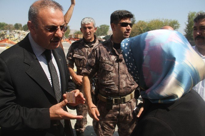 Öğrencilerden Ankara Polis Özel Harekat Başkanlığı'na ziyaret