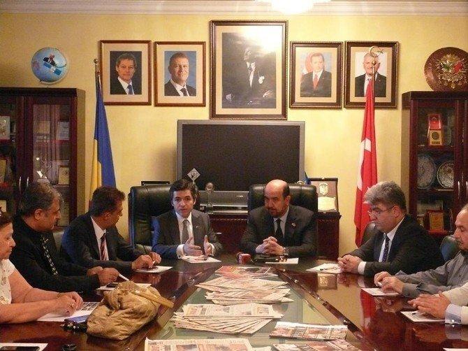 Romanya-Türkiye Ticaret ve Sanayi Odası Başkanı Tamer Atalay;