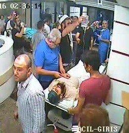 Darbe girişimi gecesi hastane acil servisinde bunlar yaşandı