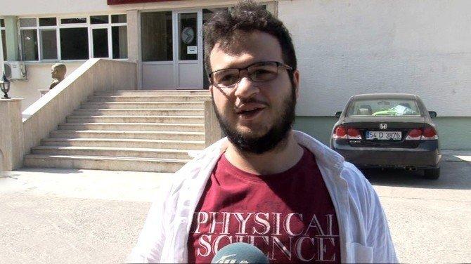 Öğrencisi sırra kadem basan Adil Öksüz'ü anlattı
