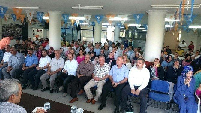 AK Parti 15 Temmuz Darbe Girişimi sonrası yaşanan süreci değerlendirdi