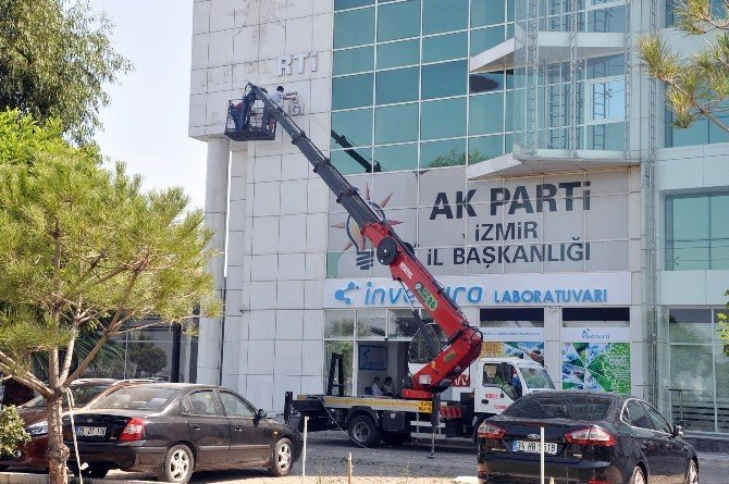 AK Parti, FETÖ'den gözaltına alınan ünlü iş adamının binasını boşalttı