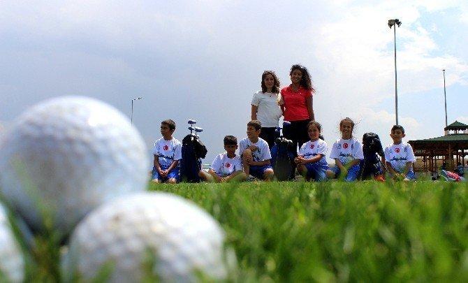 Erzurum yaylasından golf antrenörlüğüne