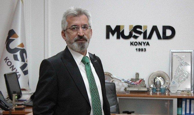 MÜSİAD Başkanı Şimşek, İSO İkinci 500 değerlendirdi