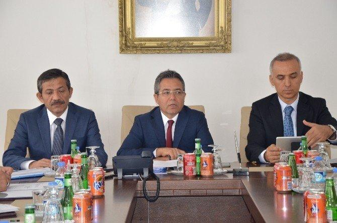 Sinop'ta KUZKA toplantısı