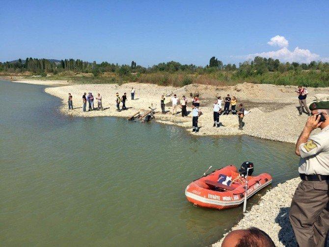 14 yaşındaki çocuk nehirde kayboldu