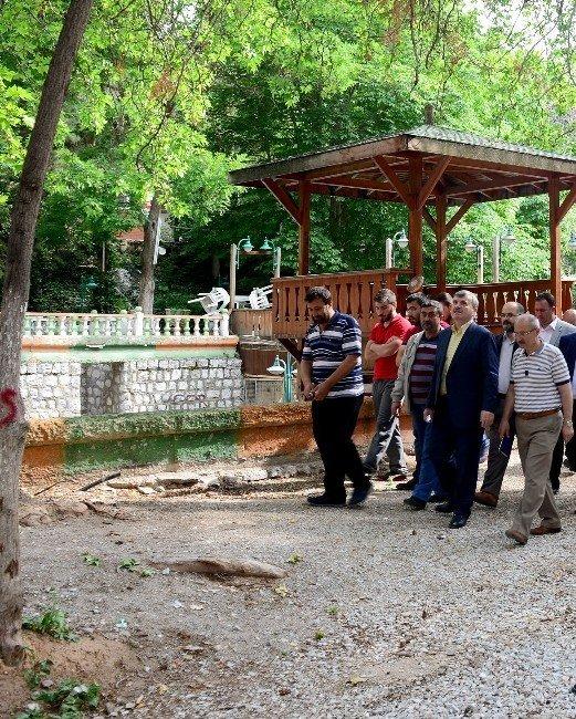 Büyükşehir'den Meram'a değer katacak proje