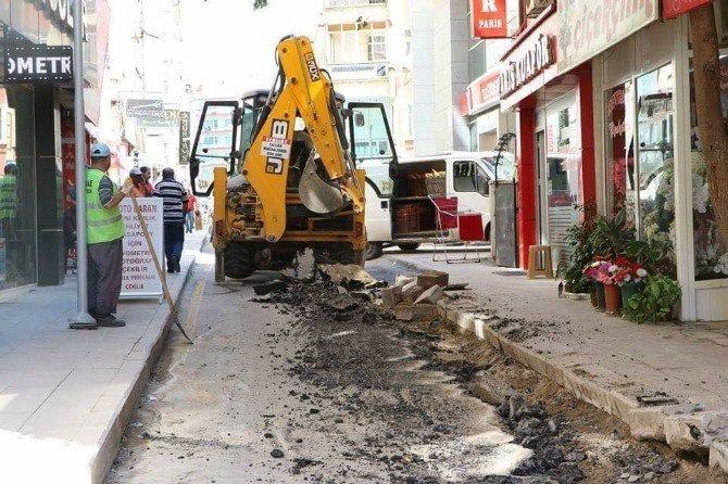 Kırıkkale'de belediye çalışmaları tam gaz