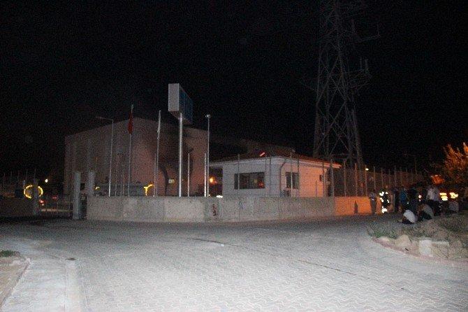 Konya'da trafoda patlama