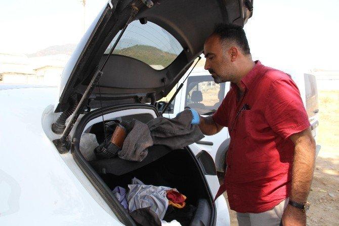 Tekne cinayeti zanlılarından biri Fethiye'de yakalandı