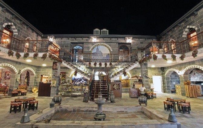 Türkiye'nin lezzetleri EXPO 2016'da