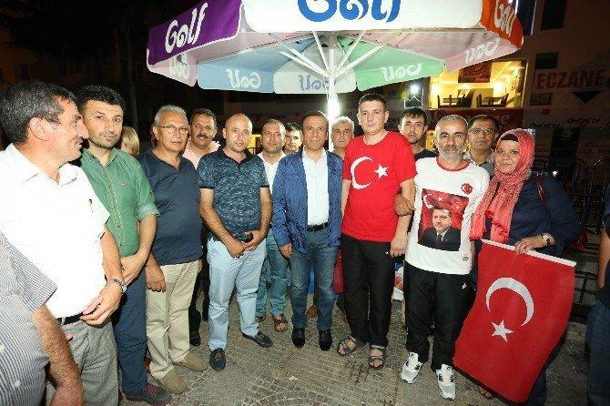 """Genç: """"İstiklal ve istikbal mücadelemiz devam ediyor"""""""