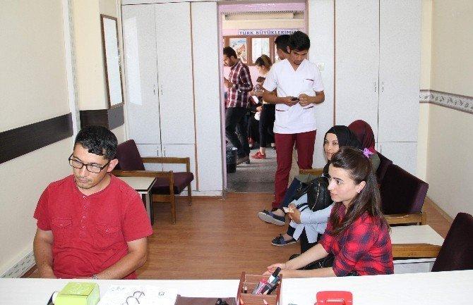 Yozgat'ta bir günde 350 genç KPSS'ye müracaat etti