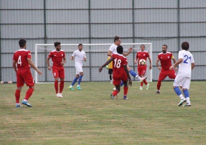 Çaykur Rizespor, hazırlık maçında Samsunspor ile berabere kaldı
