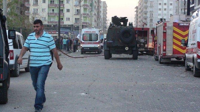 Kızıltepe saldırısında 1 buçuk ton bomba kullanıldı
