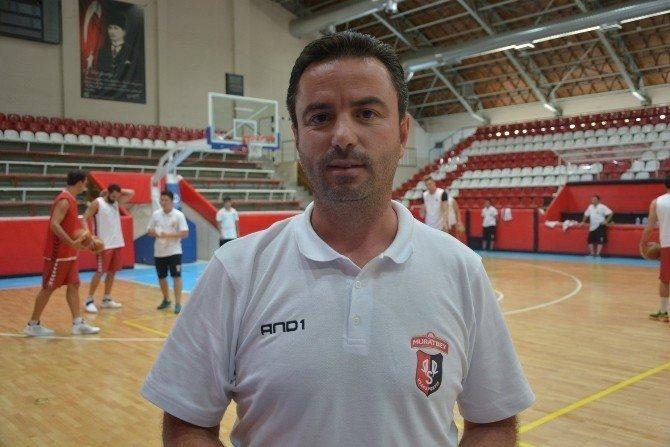 Muratbey Uşak Sportif sezonun ilk antrenmanını yaptı