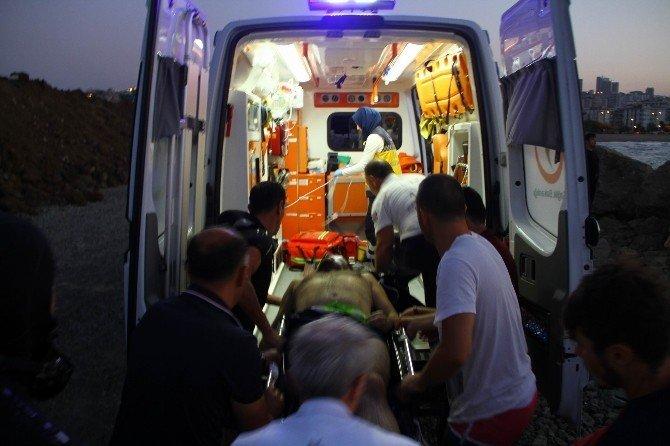 Samsun'da 1 kişi boğuldu, 1 kişi boğulma tehlikesi geçirdi