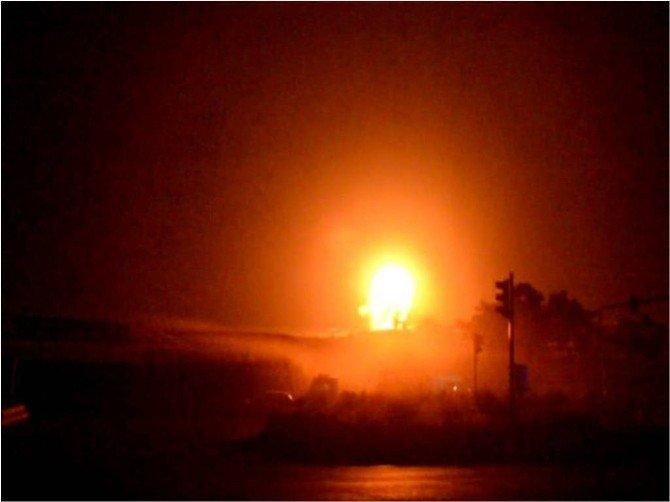 Tatvan'da faciadan dönüldü, 1 buçuk ton bomba yüklü araç imha edildi