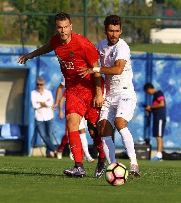 Kasımpaşa ile Eskişehirspor berabere kaldı