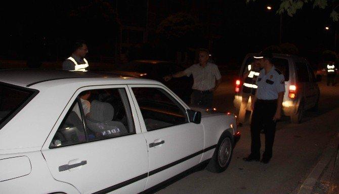 Egzosu abartanlara polis ceza yağdırdı