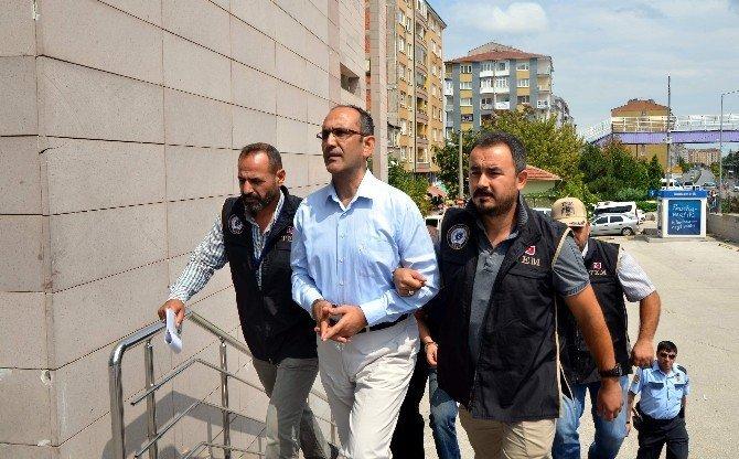 FETÖ soruşturmasında 4 emniyet müdürü adliyeye sevk edildi