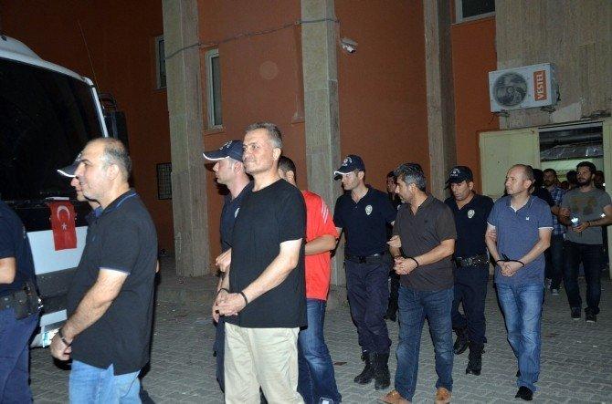 Mardin'de 15 polis daha tutuklandı