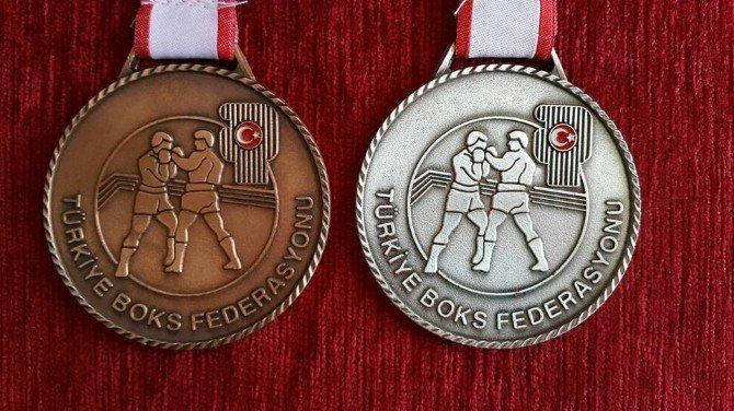 Aydınlı boksörden 2 Türkiye derecesi