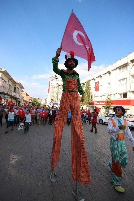 Beyşehir Demokrasi Şöleni başladı