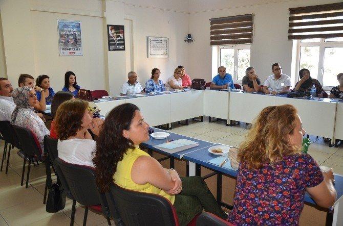 Evde Sağlık Hizmetleri çalışanlarına seminer verildi