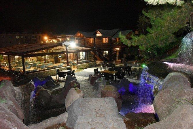 Tekkeköy Belediyesi Saklı Bahçe Tesisleri hizmete açıldı