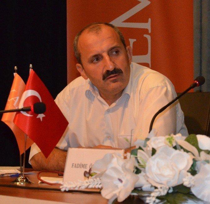 """Trabzon'da """"15 Temmuz; Olmak ya da Olmamak"""" Paneli"""