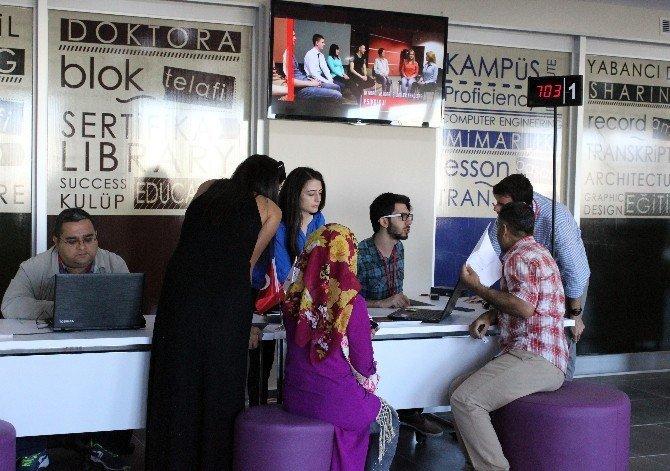 İstanbul Rumeli Üniversitesi ilk öğrencilerini aldı