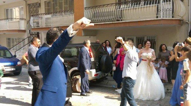Liseli gençlerin aşkı, Avukatların evliliği ile doruğa ulaştı