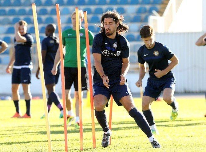 Osmanlıspor, UEFA Avrupa Ligi çalışmalarını sürdürdü
