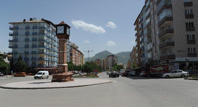 Seydişehir'in üç ana caddesine 7 milyonluk yatırım