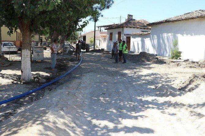 30 yıllık içme suyu altyapısı yenileniyor