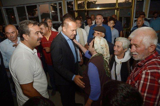 Başkan Sözlü 'bir olalım' ruhuyla Hacı Bektaş'ta
