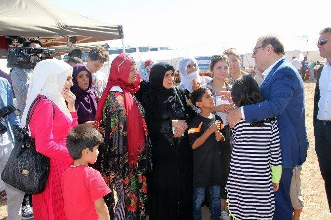 """Esenyurt Belediye Başkanı Kadıoğlu: """"İnşallah Hacı Bektaş Veli'nin görüşleri ile yaşayan toplum oluruz"""""""
