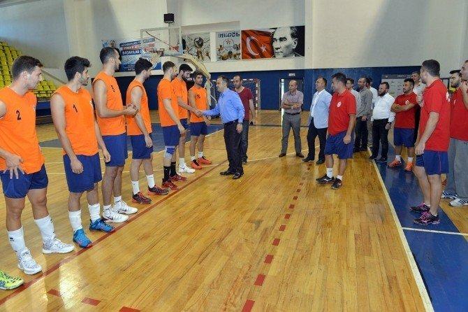 İnegöl Belediyespor yeni sezon hazırlıklarına başladı