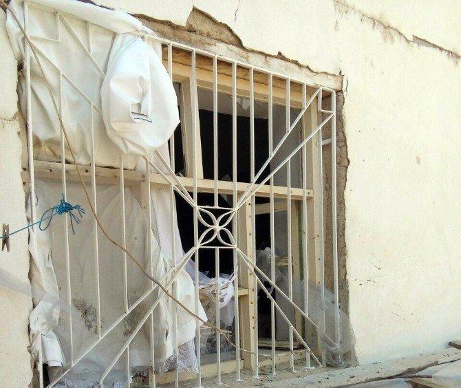 Malatya'da tüp patlaması sonucu 3 çocuk yaralandı