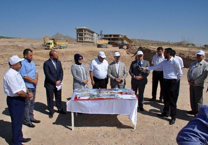 NEÜ Meram Köyceğiz'deki cami din ile bilimi buluşturacak