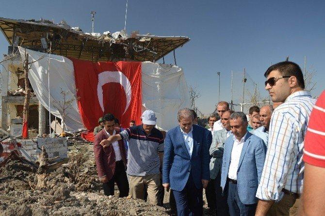 AK Parti Genel Başkan Yardımcısı Mehdi Eker: