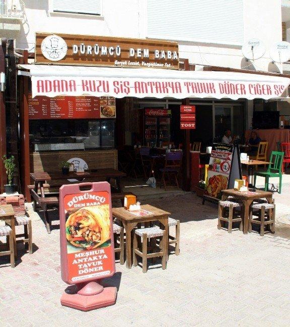 Beşiktaş sevgisini menülerde yaşatıyor