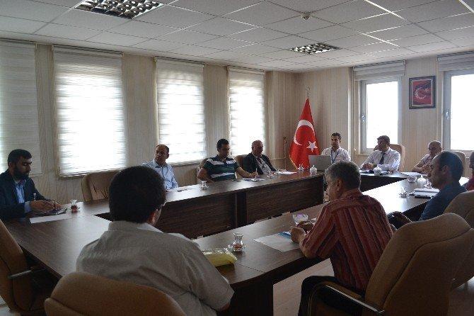 Erzurum'da 17 ağustos depremin 17.yıl dönümünde sivil savunma ele alındı