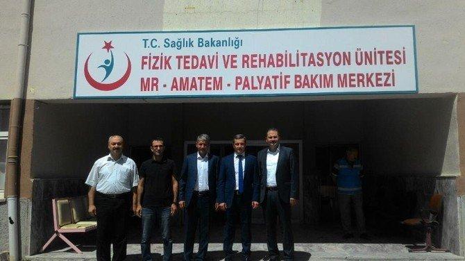'Hayat Boşluk Kabul Etmez' adlı Proje ekibinde Yozgat'a ziyaret