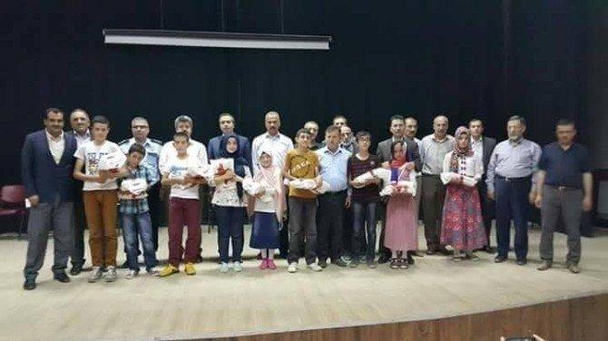 Yaz Kuran Kursu bilgi yarışması şampiyonu; Bahçelievler