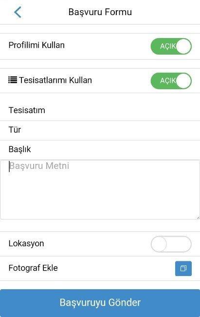 YEDAŞ'tan mobil uygulama