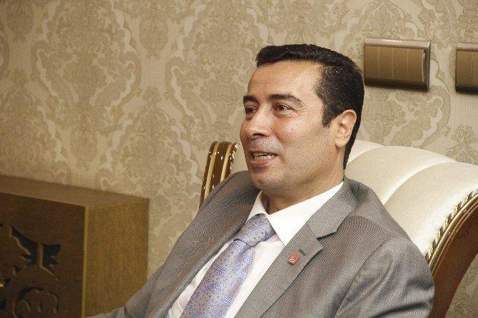 CHP İl Başkanlığı'ndan AK Parti'ye ziyaret